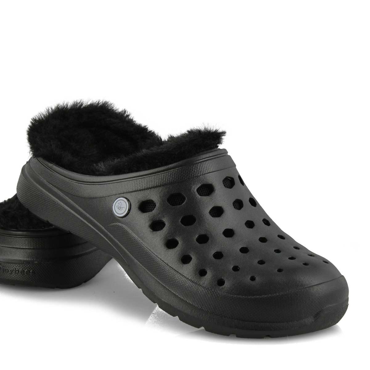 Unisex Uaslp Comfort Clog - Black/Black