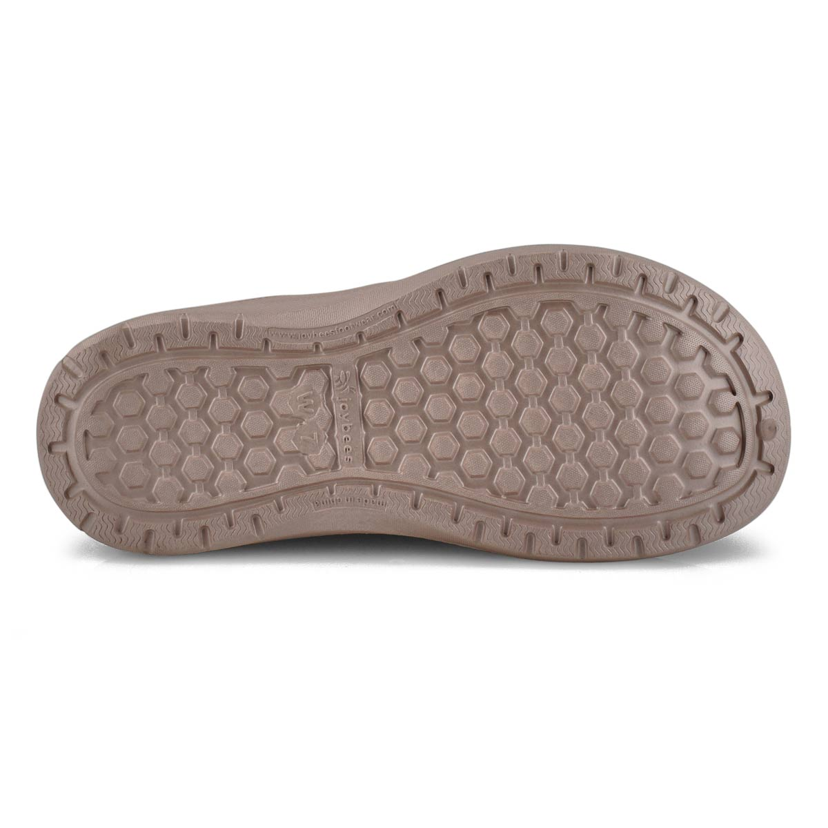 Unisex Uaslp Comfort Clog - Rose Gold/ Natural