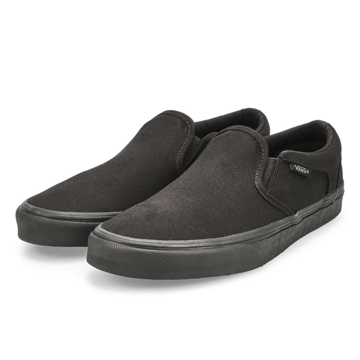 Men's Asher Sneaker - Black