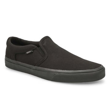 Men's Asher Sneaker - Black