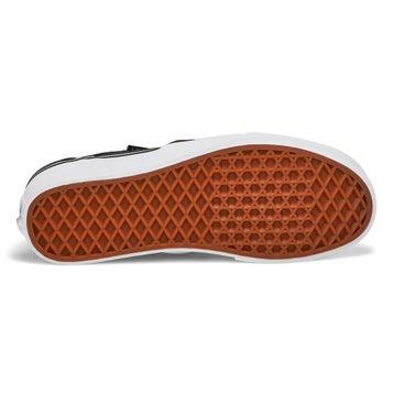 Women's Asher Leather Sneaker - Black