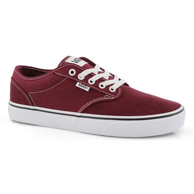 Men's ATWOOD port royale/wht cord sneakers