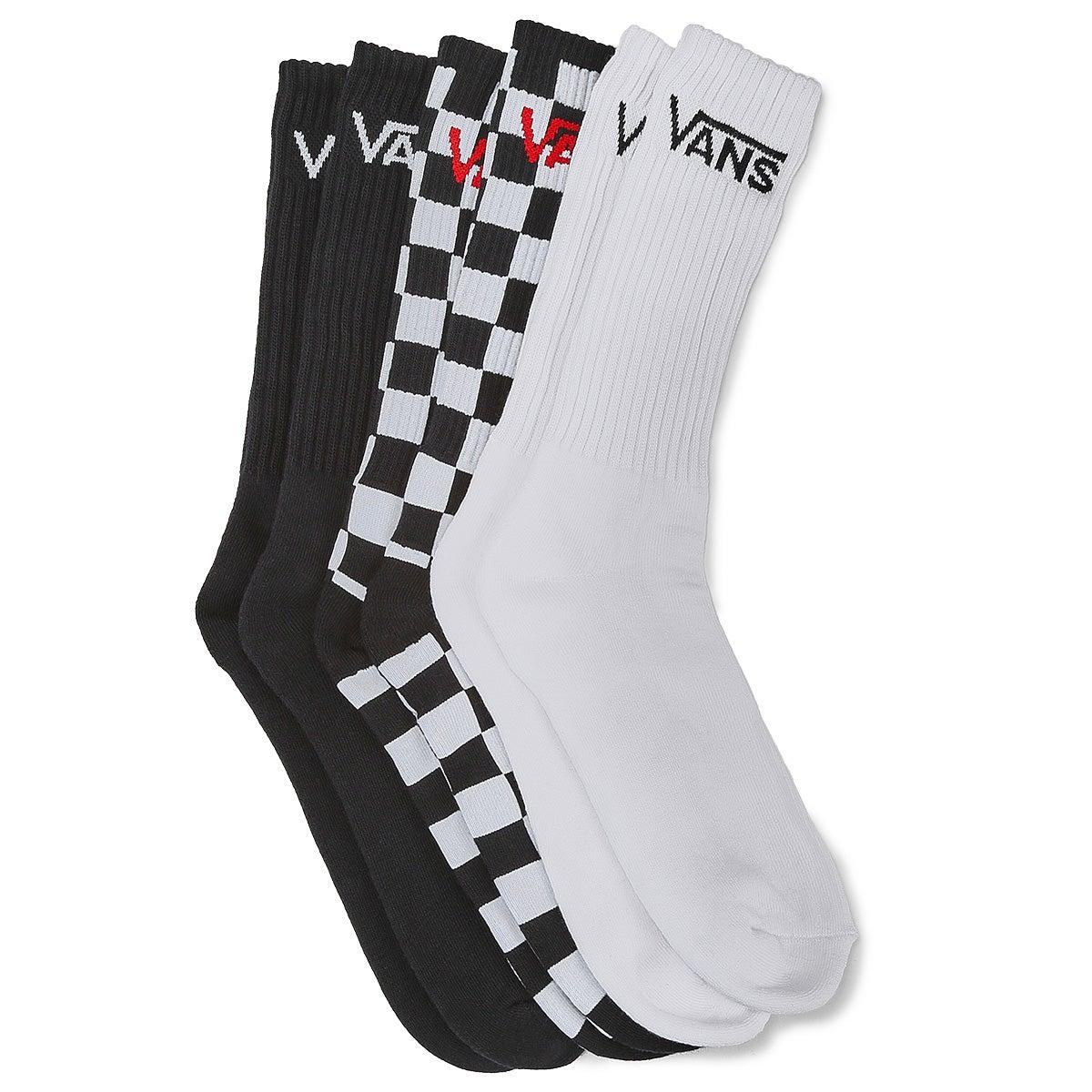 Men's Vans Skate Crew Sock - 3 pack