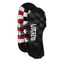 Socquettes CLASSIC SUPER, noir/blanc, 3p., hommes