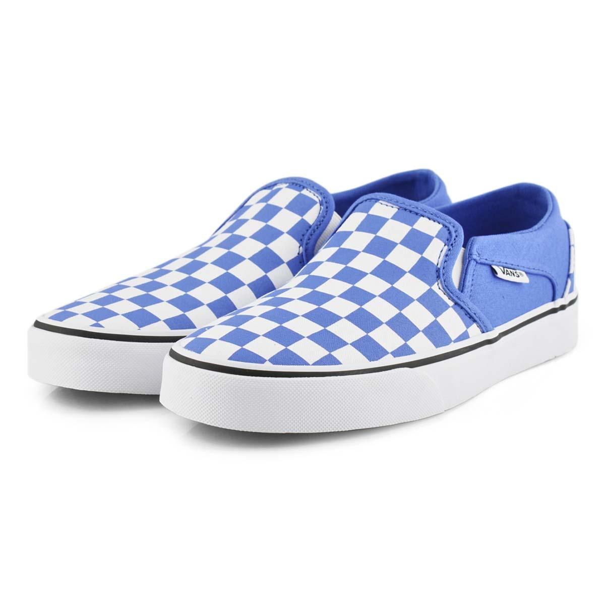 Women's Asher Sneaker - Nebulas Blue/White