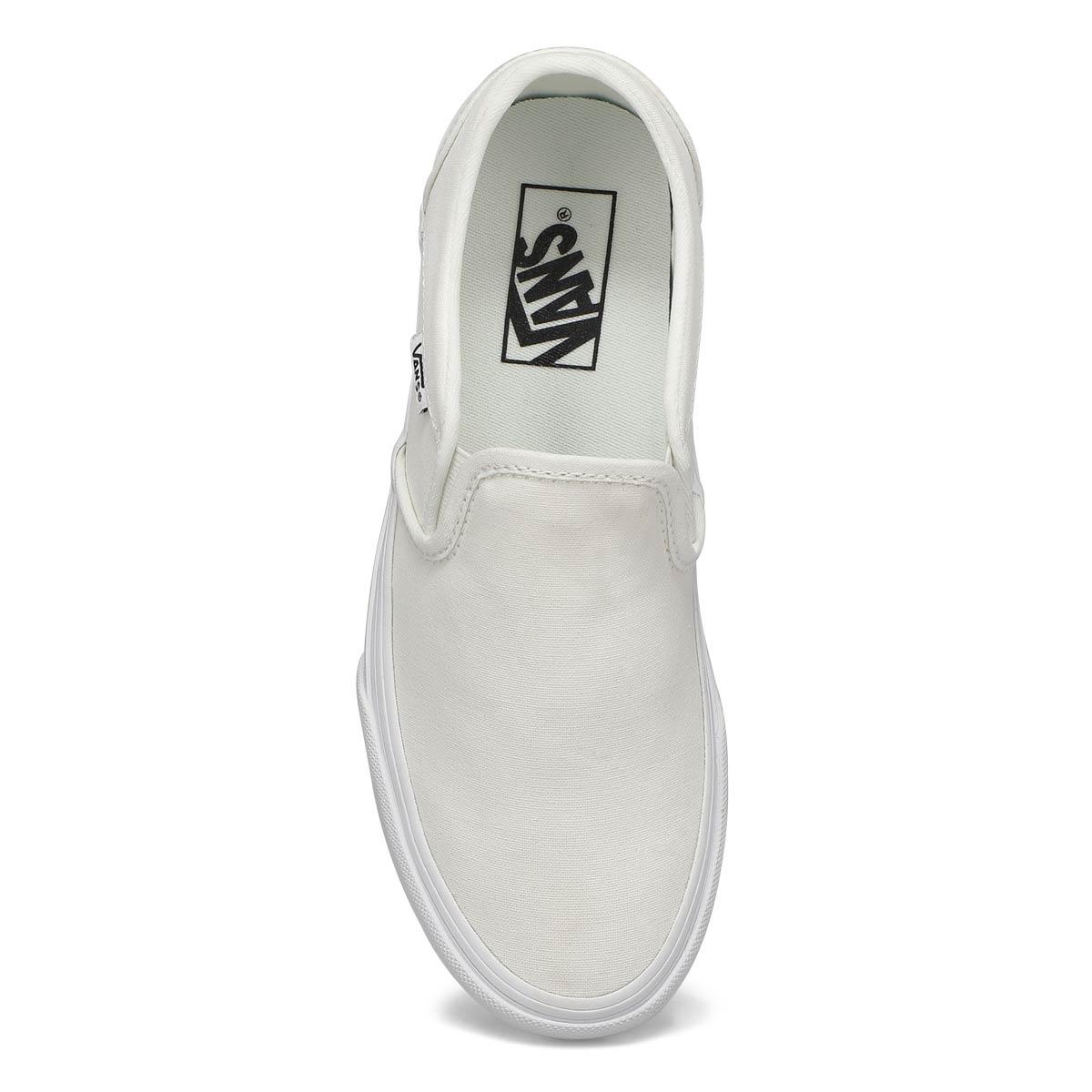 Women's Asher Sneaker - White/White