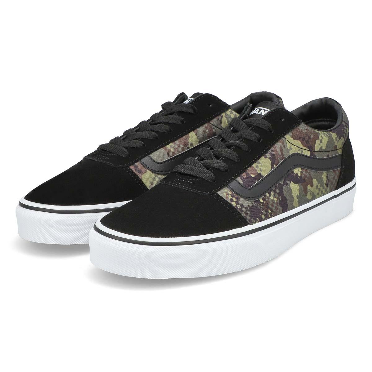 Men's Ward Sneaker - Mixed Camo/Black/White