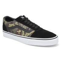 Men's Ward Sneaker - Mixed Camo/Black/White