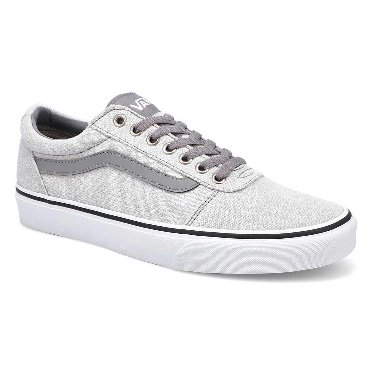 Men's Ward Sneaker - Frost Gray/White