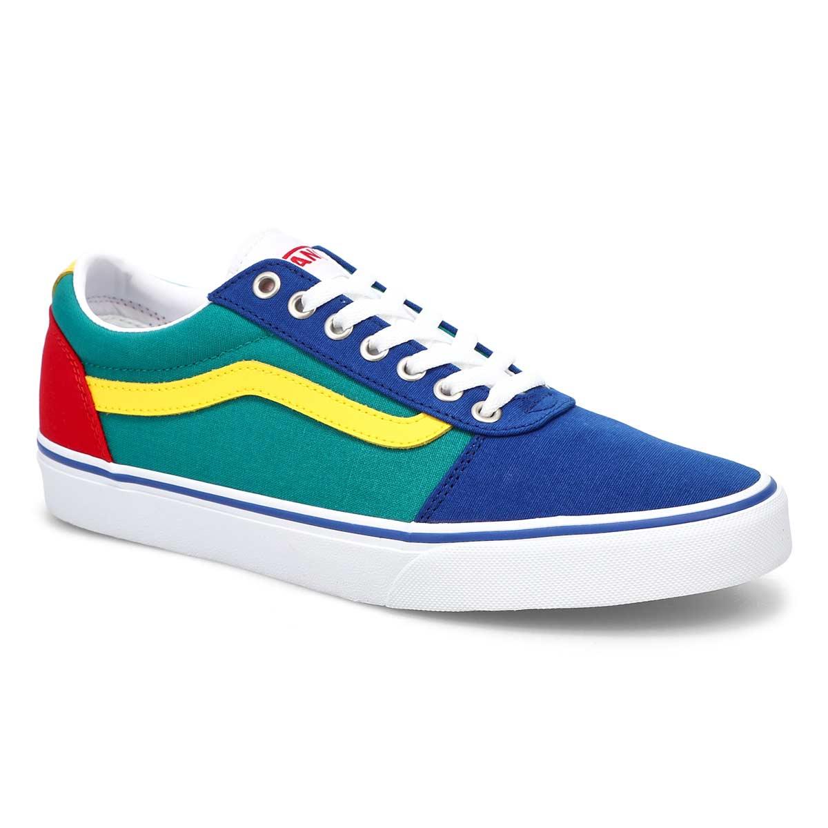 Men's Ward Sneaker - Blue/Red/Parasailing