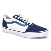 Men's Ward Sneaker - Navy/White/Moroccan Blue