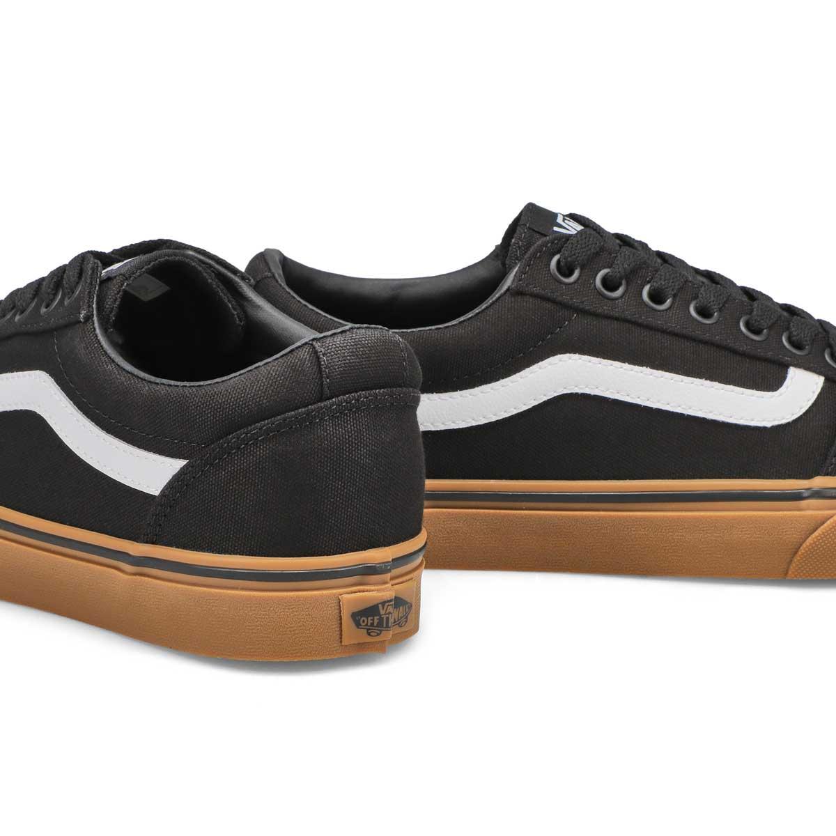 Men's Ward Sneaker - Black/Gum