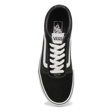 Men's Ward Sneaker - Black/White