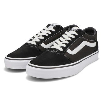 Men's Ward Sneaker - Black/White