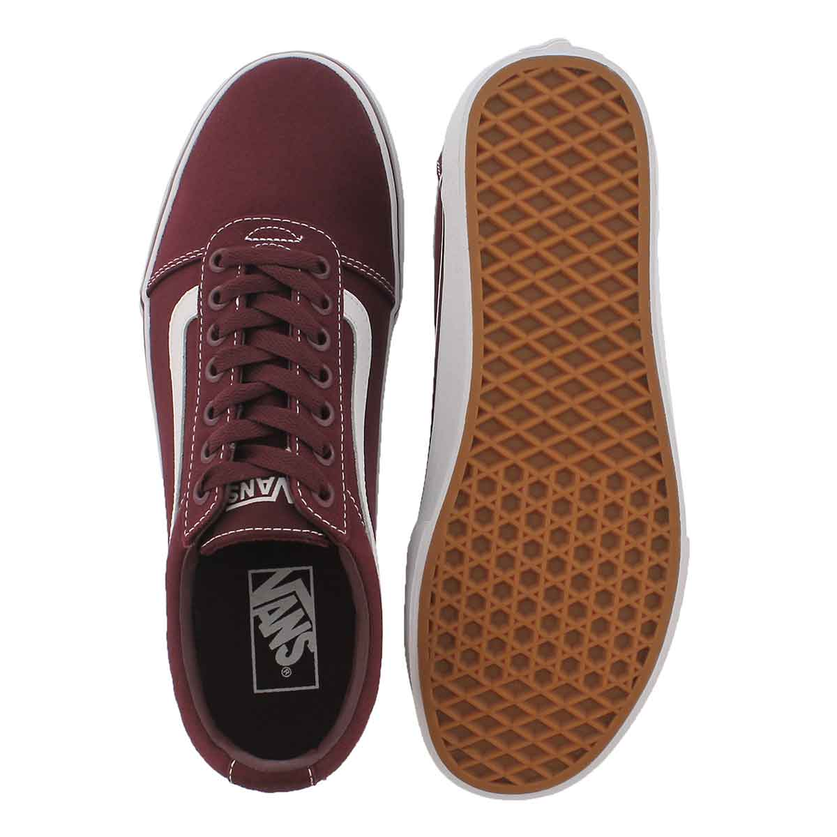 Men's Ward Sneaker - Port Royale/White