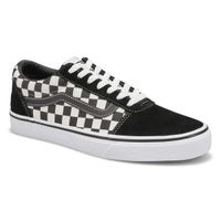 Men's Ward Sneaker - Checkered Black/White