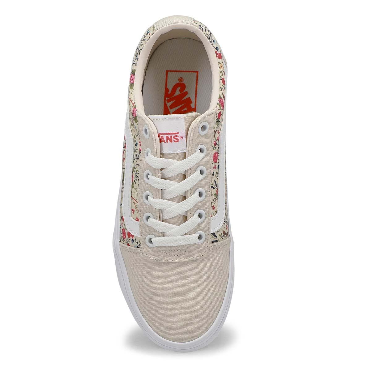 Women's Ward Sneaker - Turtle Dove Floral/White