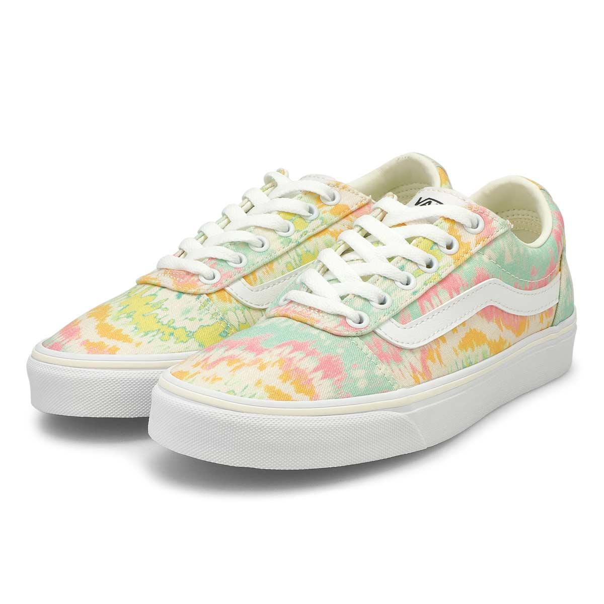 Women's Ward Sneaker - Tie Dye Multi/White