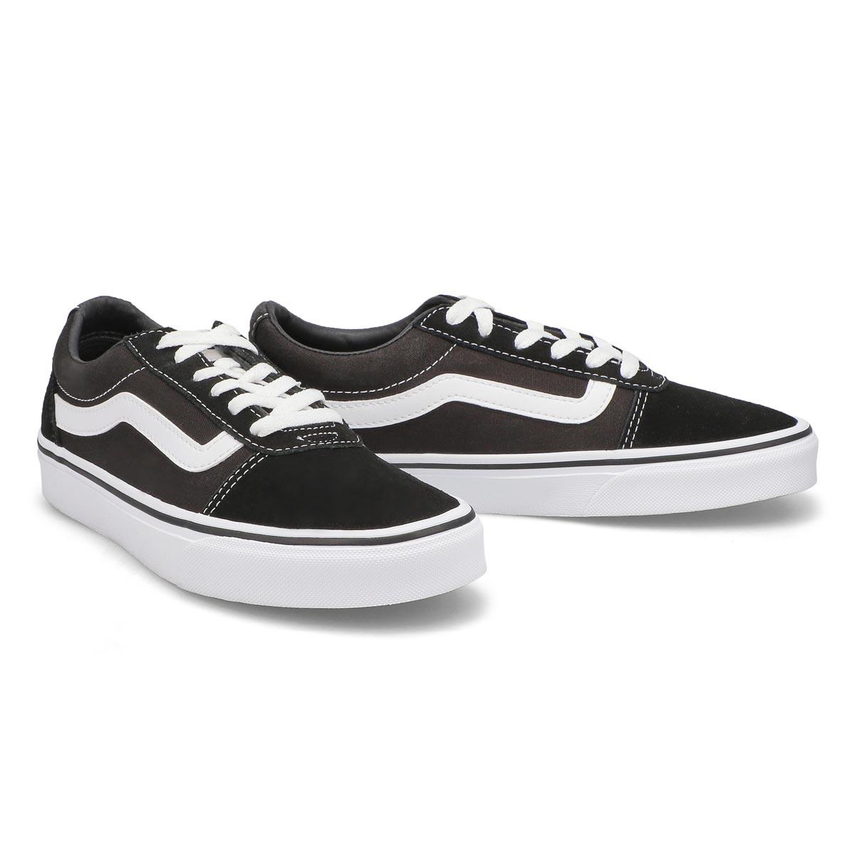 Women's Ward Sneaker - Black/White