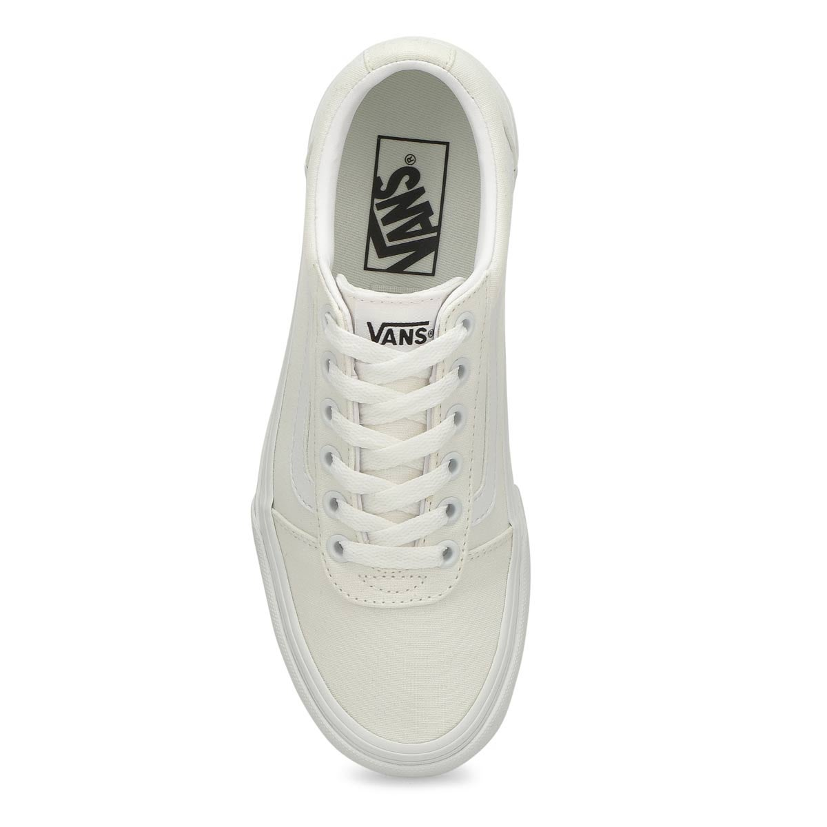 Women's Ward Sneaker - White/White