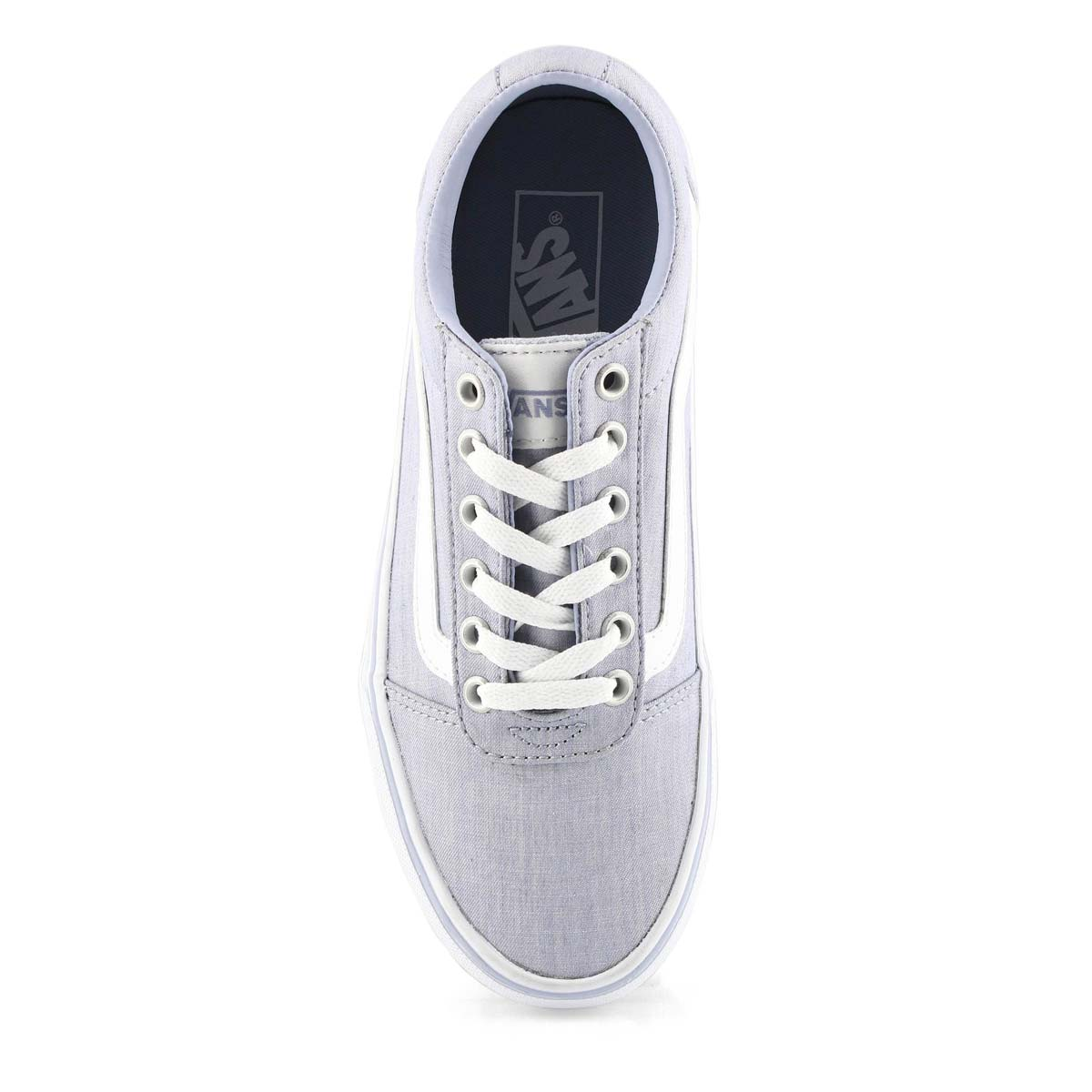 Women's Ward Chambray Sneaker - Zen Blue