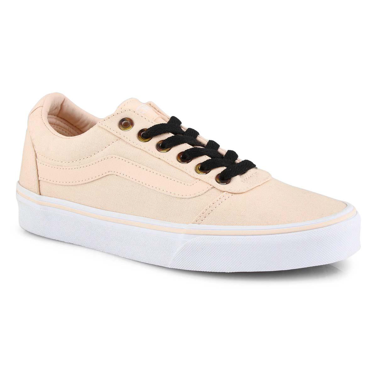 Women's Ward Sneaker - Creme De Peche/White