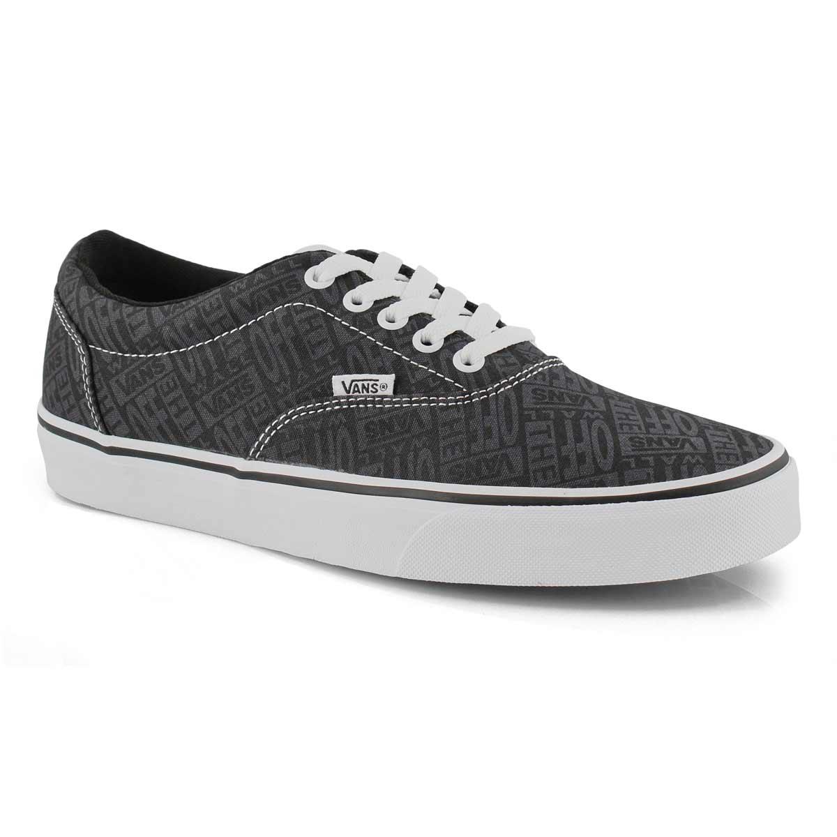 Men's Doheny OTW Sneaker - Black/White