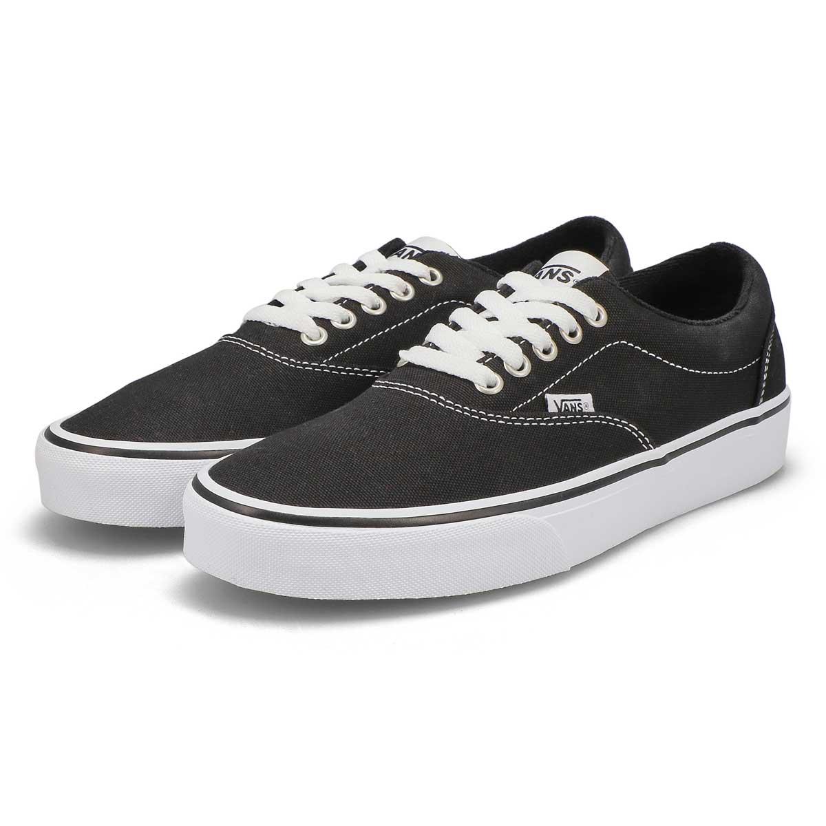 Men's Doheny Sneaker - Black/White