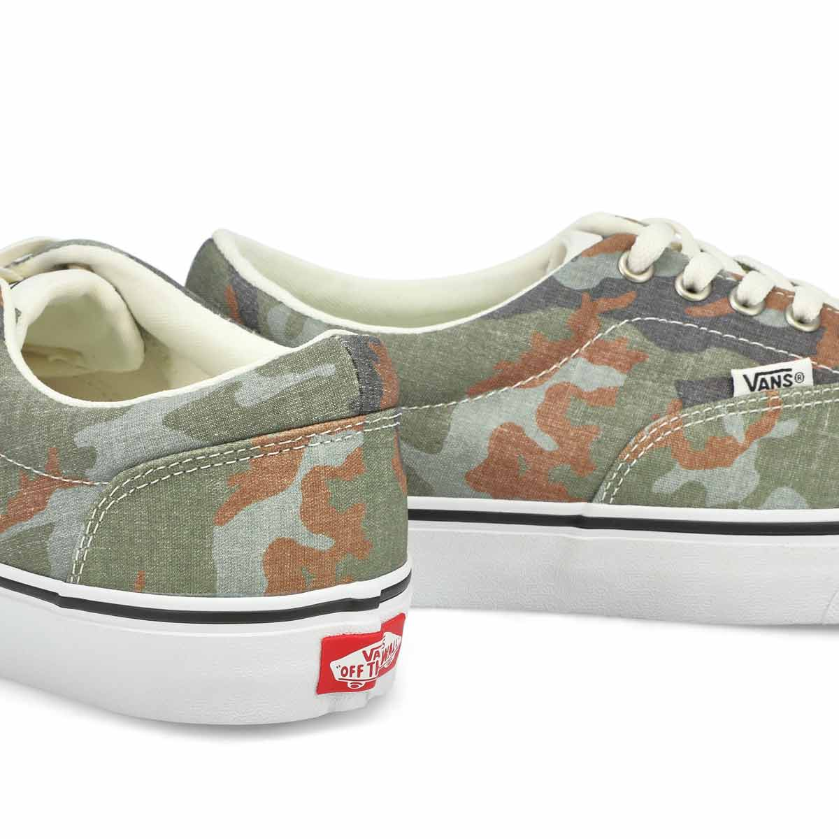 Men's Doheny Sneaker - Camo/White