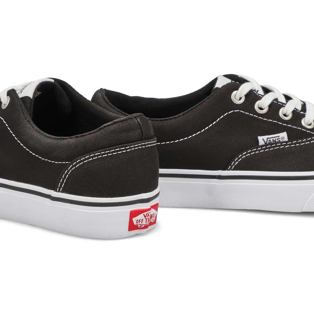 Women's Doheny Sneaker - Black/White
