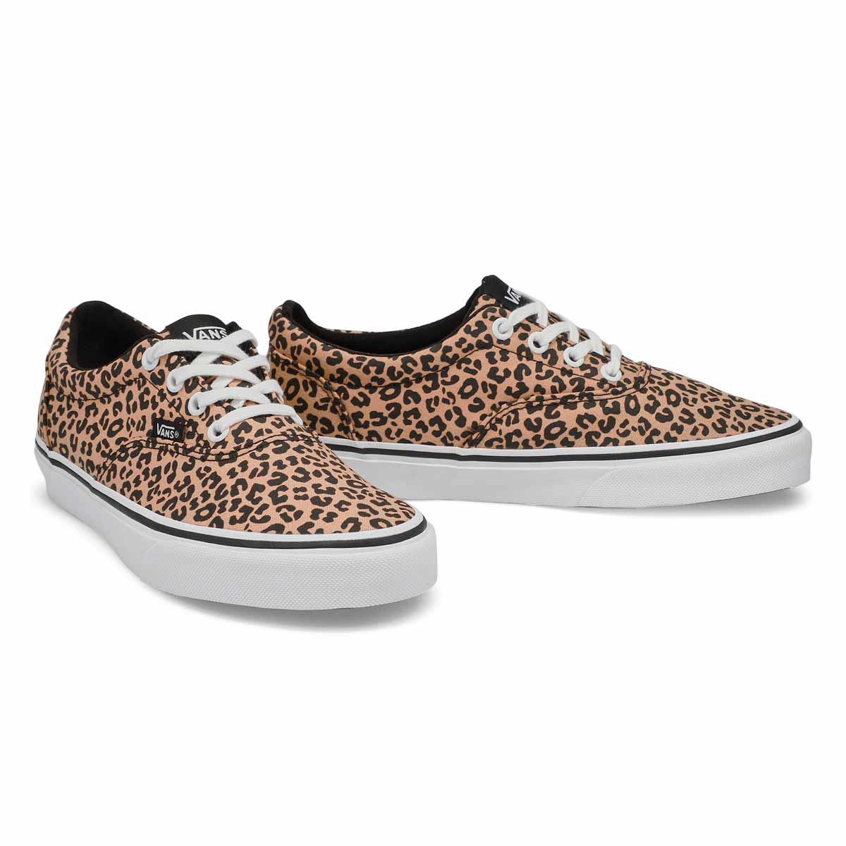 Women's DOHENY Sneaker - Cheetah/Blk/White