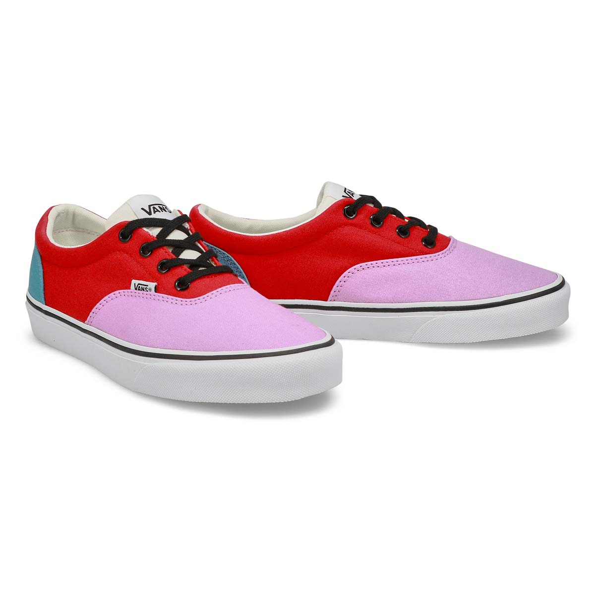 Women's Doheny Sneaker - Orchid/Red