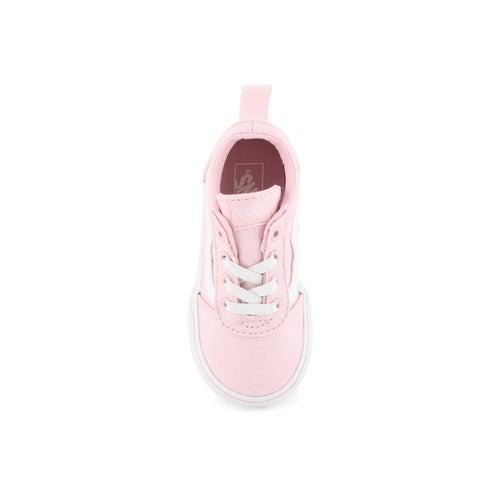 Infs-g Ward Slip On chalk pink sneaker