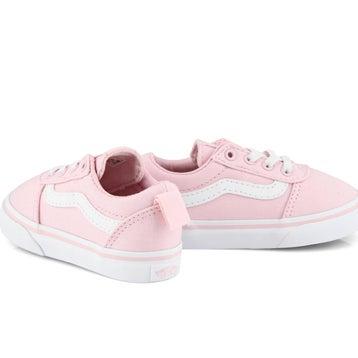 Infants' WARD slip on chalk pink sneakers