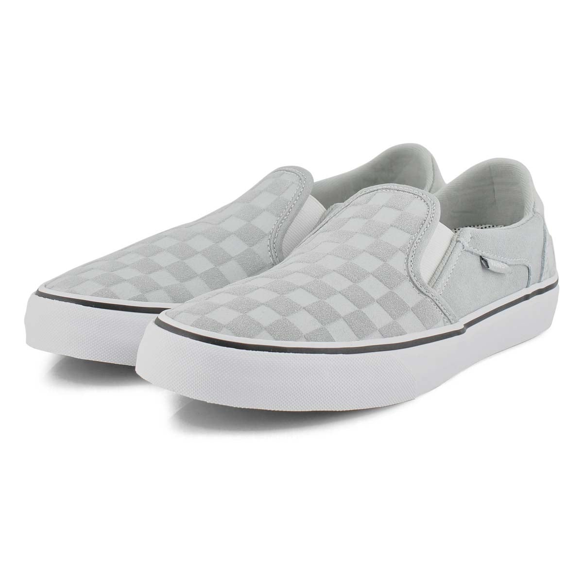 Women's Asher Deluxe Sneaker - Gray