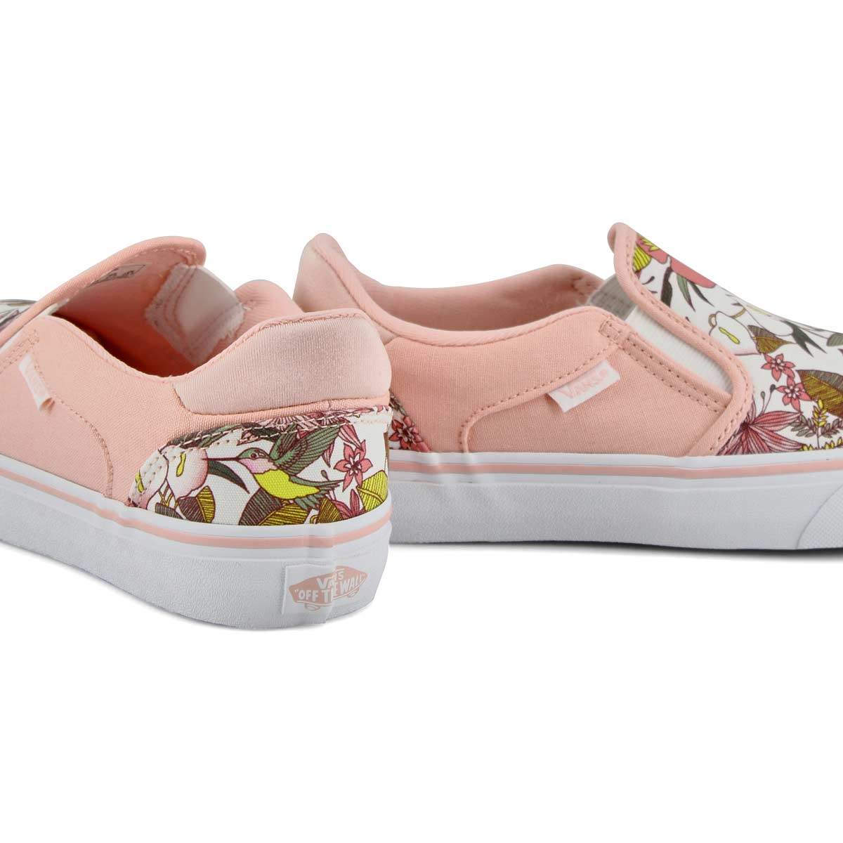Women's Asher Deluxe Sneaker - Pearl White