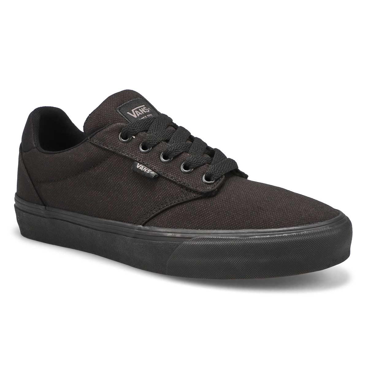 Men's Atwood Deluxe Sneaker - Black/Black