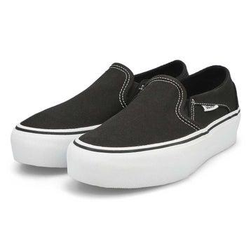 Women's Asher Platform Sneaker - Black