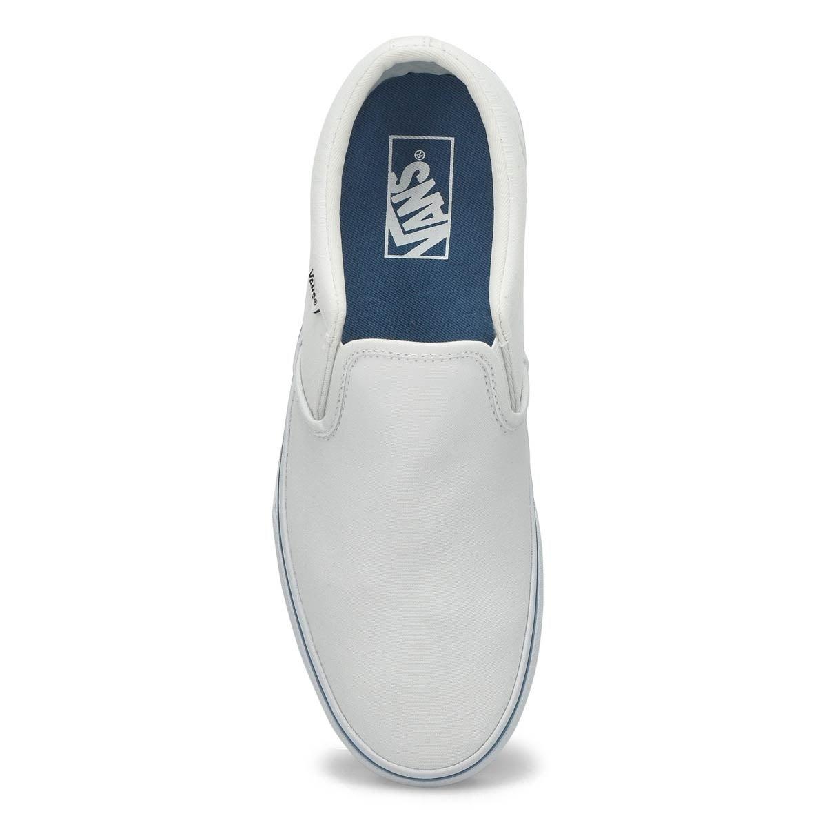 Men's Asher Sidewall Sneaker - White