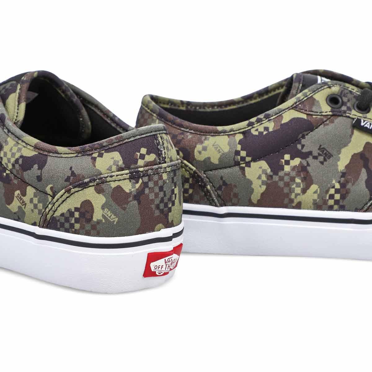Men's Atwood Sneaker - Camo/Black/White