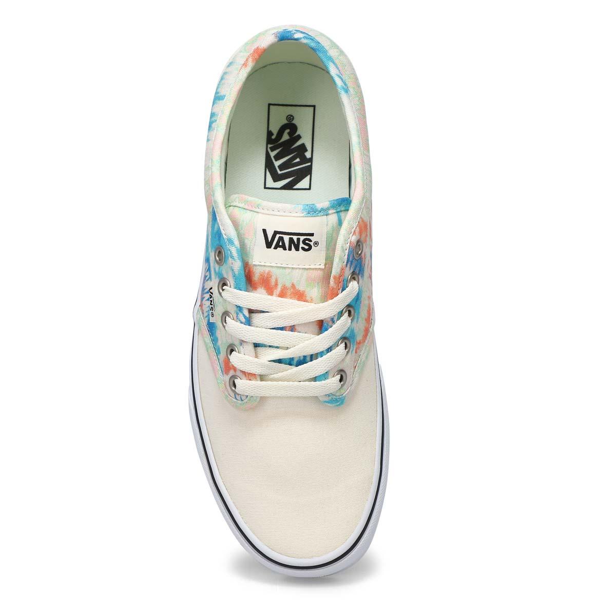 Men's Atwood Sneaker - Tie Dye Marshmallow/White