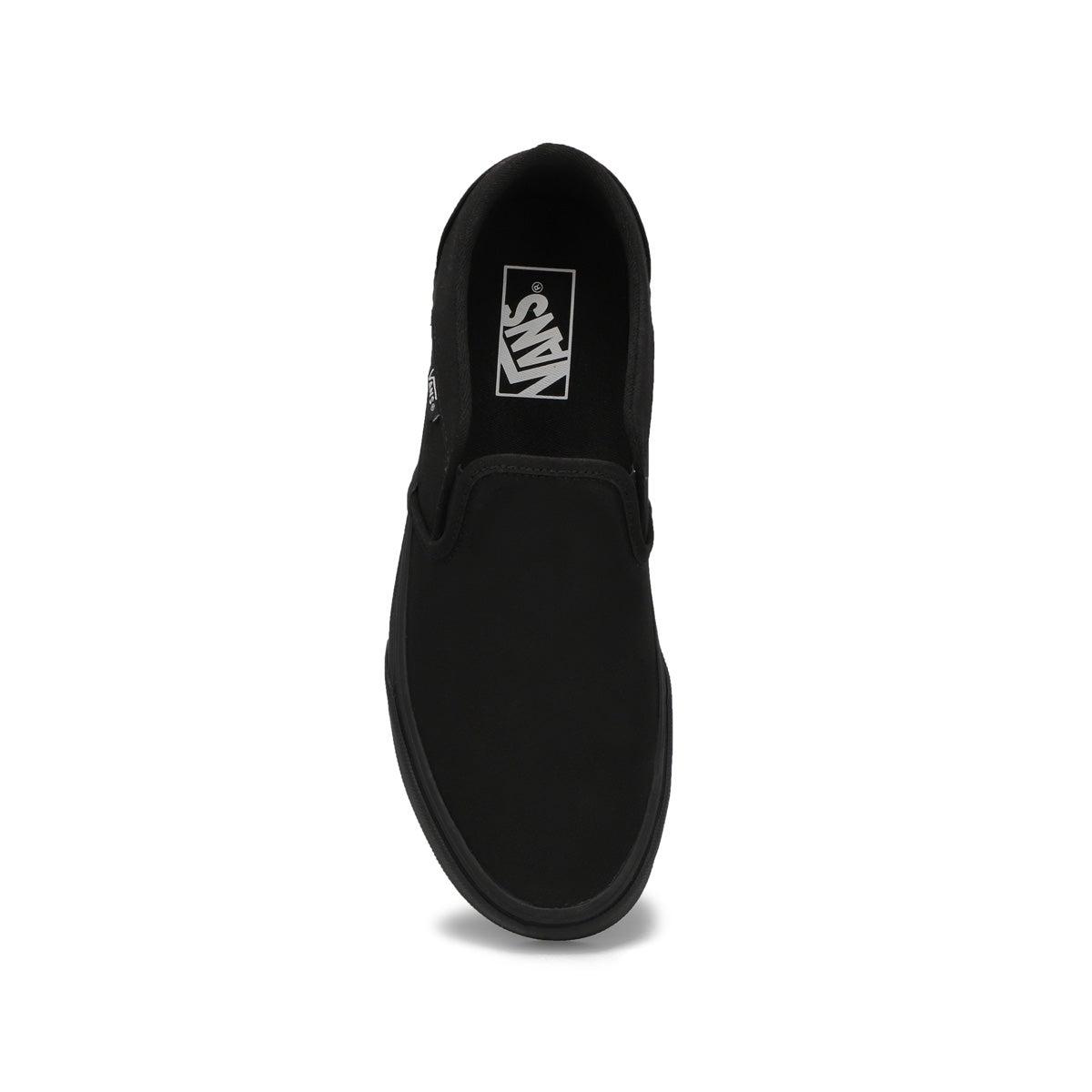 Women's Asher Sneaker - Black/Black