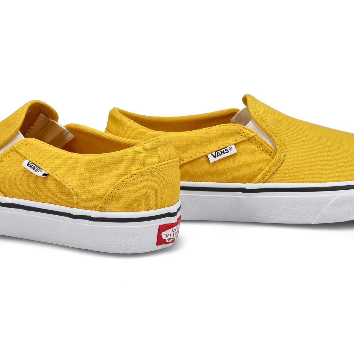 Women's Asher Sneaker - Ceylon Yellow/White