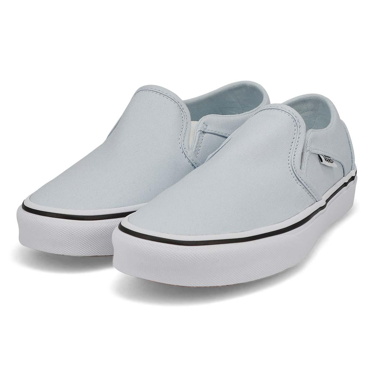 Women's Asher Sneaker - Ballad Blue/White