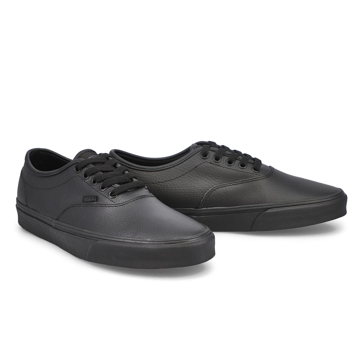Men's DOHENY DECON black/black lace up sneakers