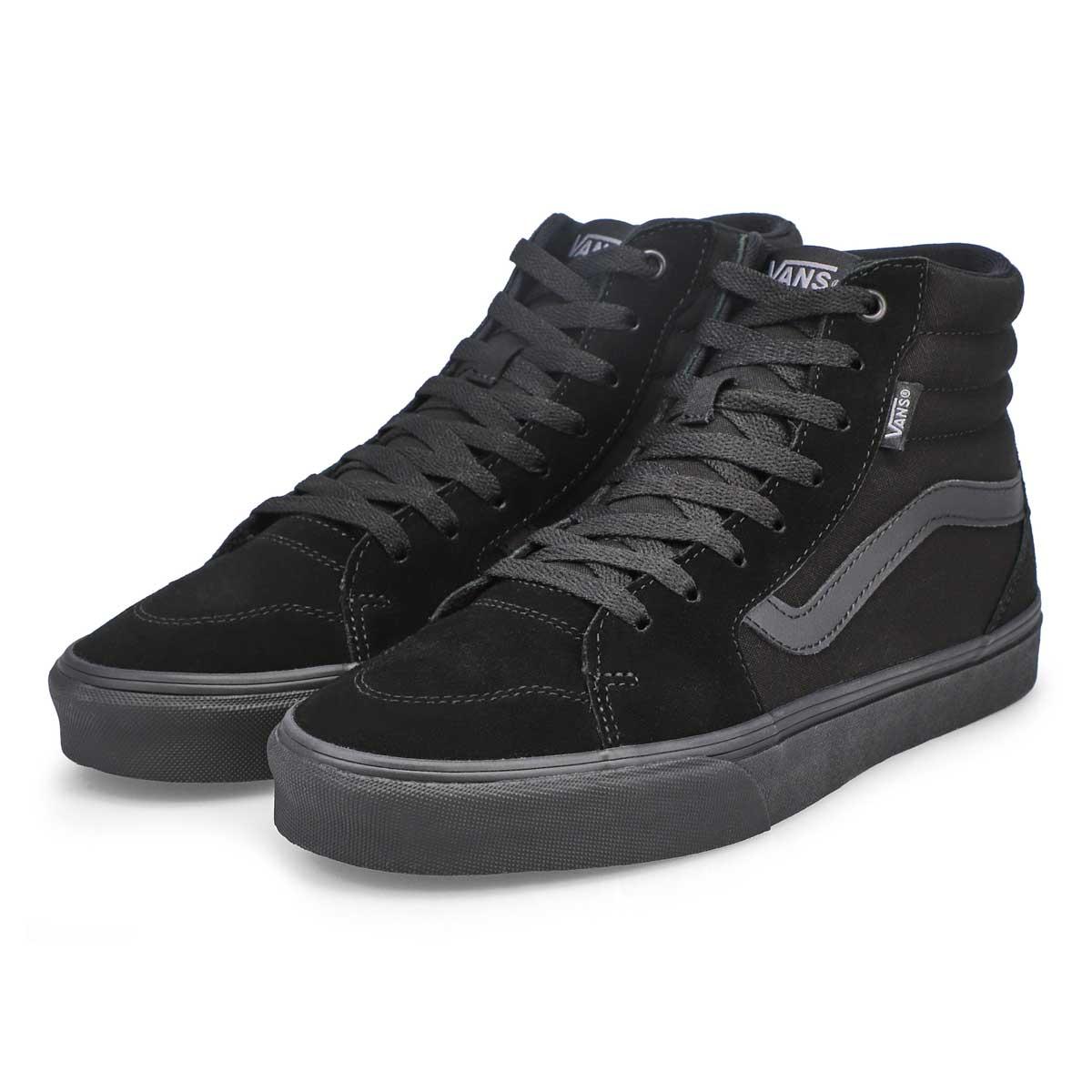 Men's Filmore Hi Top Sneaker - Black/Black
