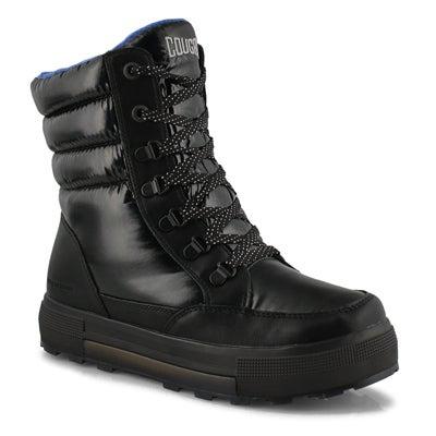 Women's WAHOO black winter boots