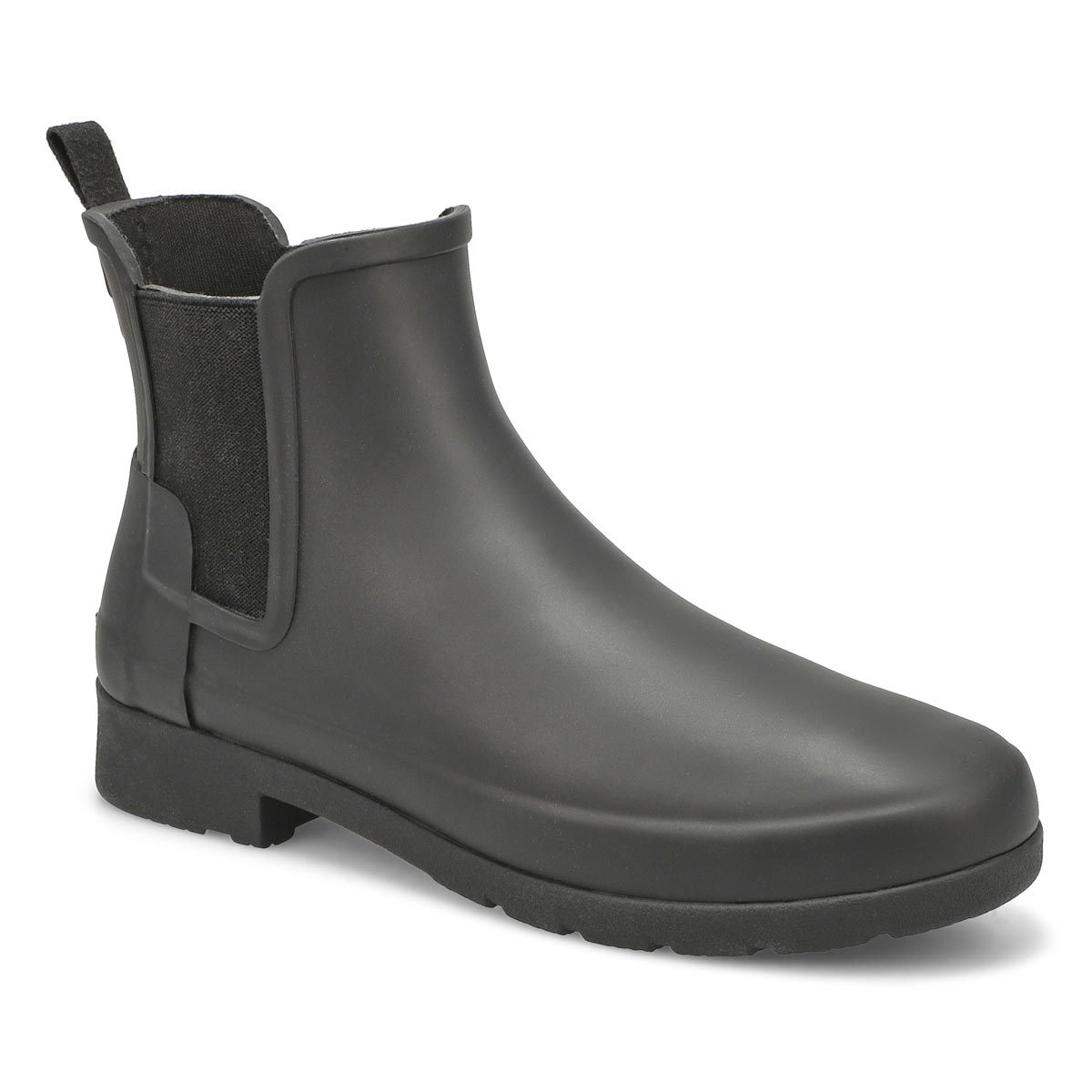 Women's Original Refined Chelsea Rain Boot - Black