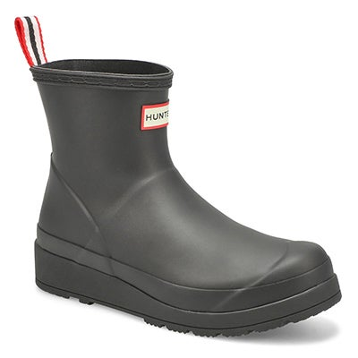 Women's ORIGINAL PLAY SHORT black rain boots