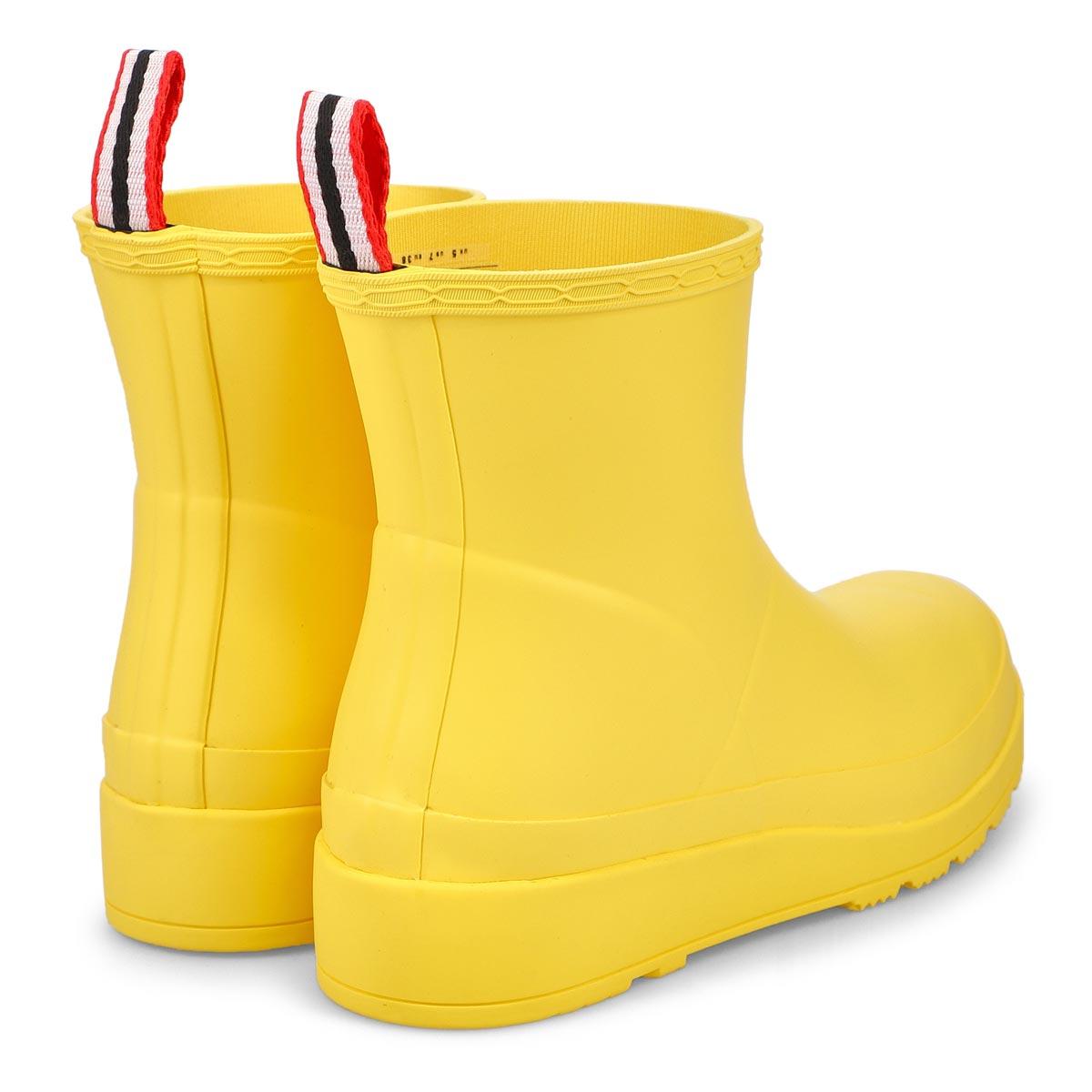 Women's Original Play Short Rain Boot - Primrose